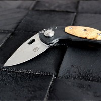 Strong general purpose pocket knife
